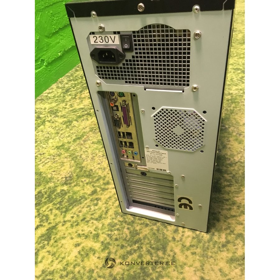 56c27ecdff6 Lauaarvuti Ordi Pentuim 2,8Ghz Prescott - Konverter Outlet