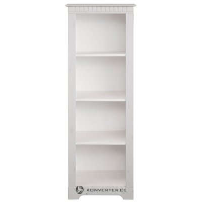 White cabinet with 3 shelves