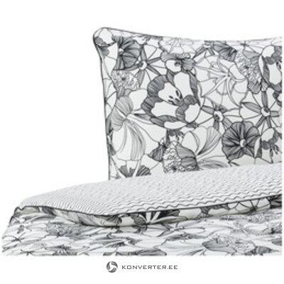 Black & White Flower Bedding Set (espirit)