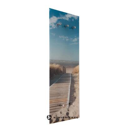 Pildiga Klaasist Seinanagi (Beach)