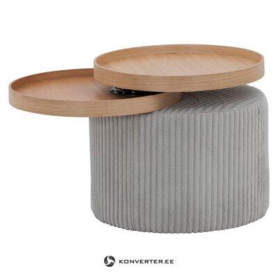Dizaina kafijas galdiņš tami (sit mööbel) (veselīgs, paraugu telpa)