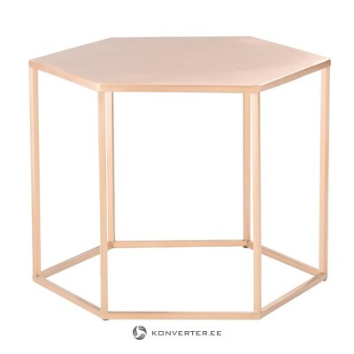 Pink coffee table (maggnus) (with beauty defects, hall sample)