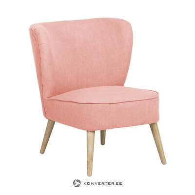 Pink armchair aaron (jella & jorg) (hall sample)