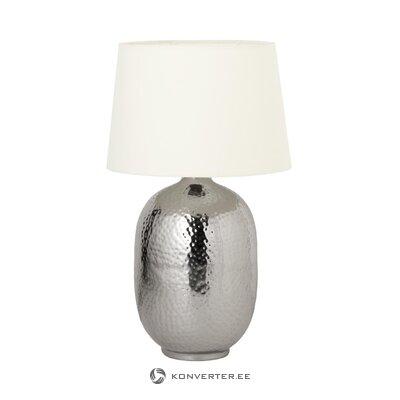 Sudraba galda lampa (agadir)
