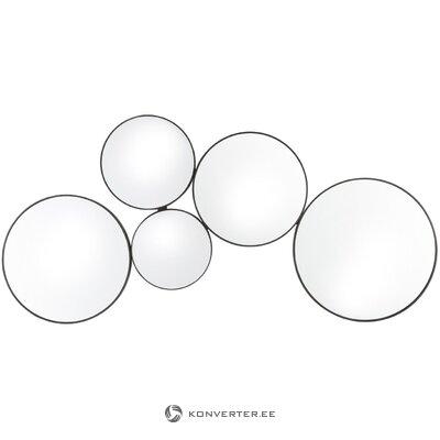 Дизайнерское настенное зеркало kara (broste copenhagen)