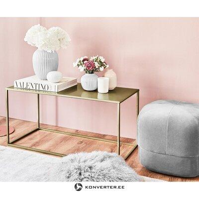 Metallinen sohvapöytä (stina)