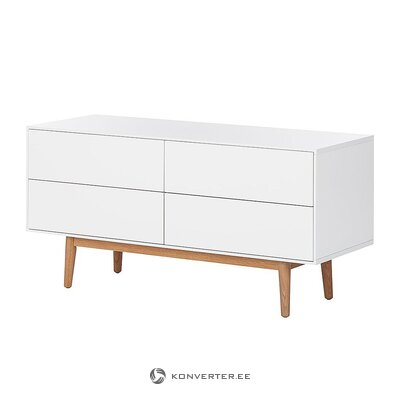 White chest of drawers (lindholm)