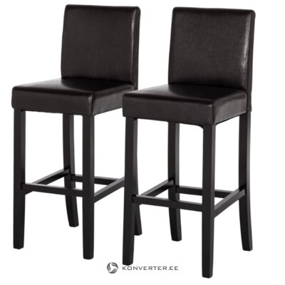 Black Full Bar Bar Chair (nello)