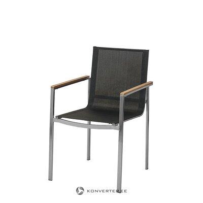 Puutarhatuoli (teakline) (terve salinäyte)
