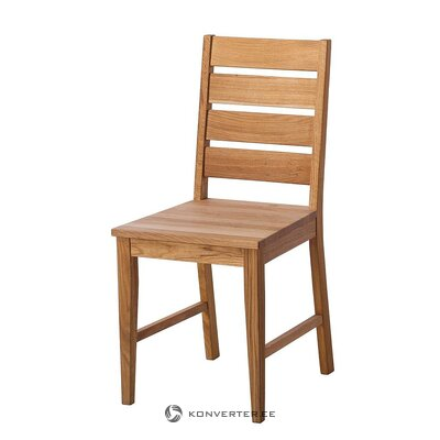 Solid wood chair (tanamiwood)