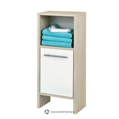 Solid wood bathroom cabinet (jan)