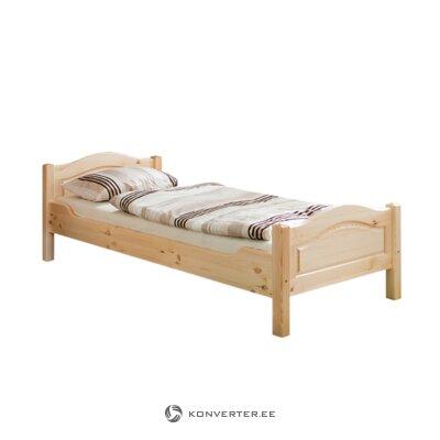 Medžio masyvo lova (rita) 90x200