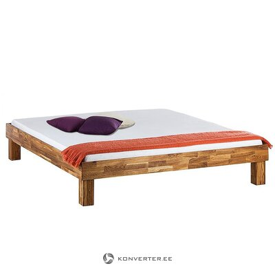 Solid wood bed (areswood) 140x200