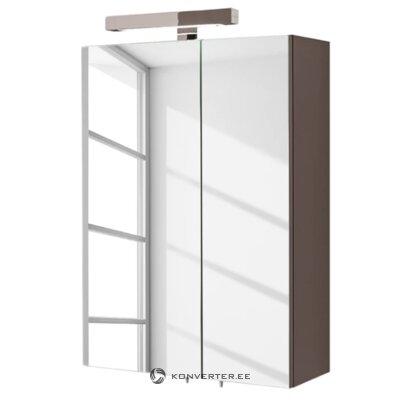 Prieškambario vonios kambarys su veidrodine spintele (mainz)