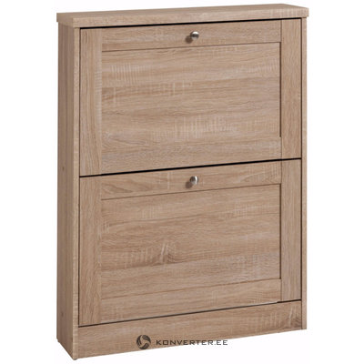 Hector Shoe Chest 2 Flaps - Sonoma Oak