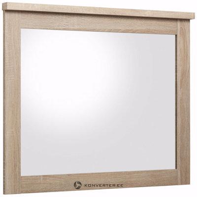 Hector Mirror - Sonoma Oak