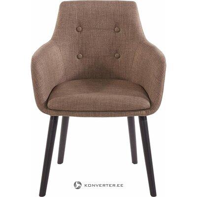Ruskea-musta tuoli (Bradford) (nainen sali-näyte)