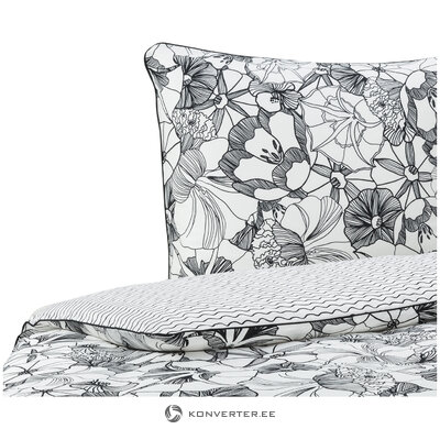 Black & White Flower Bedding Set (espirit)