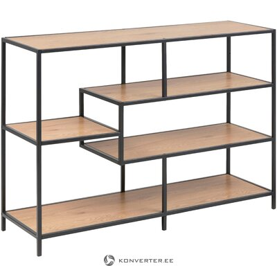 Brown-black shelf (actona) (in box, whole)