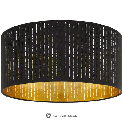 Griestu gaismas melnā zelta varillas (eglo)