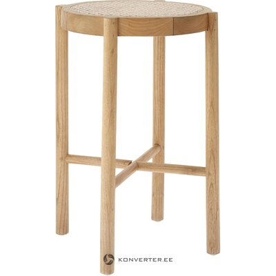 Solid wood stool retro (hkliving) (intact, sample)