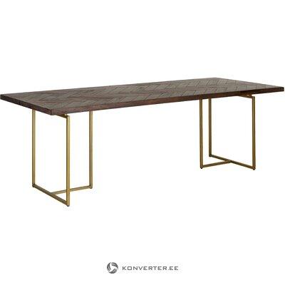 Design dining table class (dutchbone)