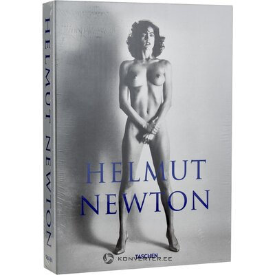 Foto grāmata helmuts Ņūtons - sumo (taschen verlag)
