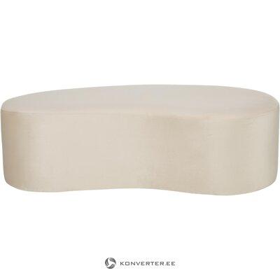 Samettipenkki horta (pomax) (salinäyte, pienet puutteet)