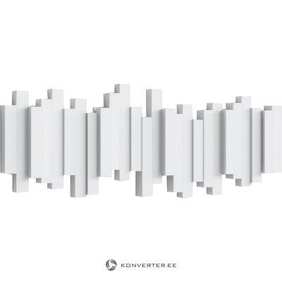 Baltas sienas nūjas (umbra)