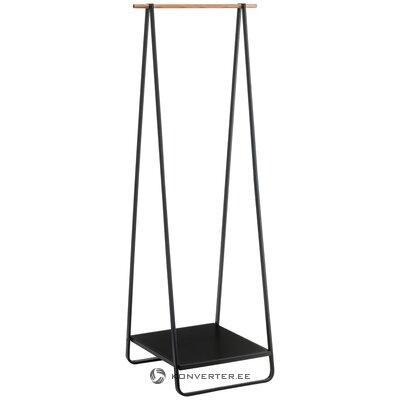 Черная металлическая вешалка для одежды Tower (ямадзаки)