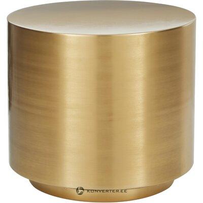 Zelta kafijas galda solis (mājas ārsts) (mazas kļūdas, zāles paraugs)