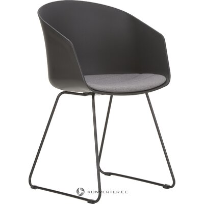 Black chair bogart (interstil dänemark) (hall sample)