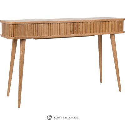 Console table barbier (zuiver)