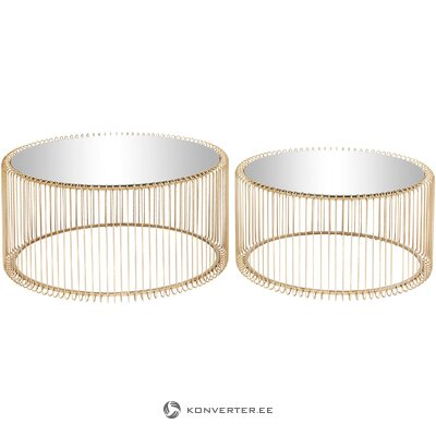 Coffee table set wire (rough design)