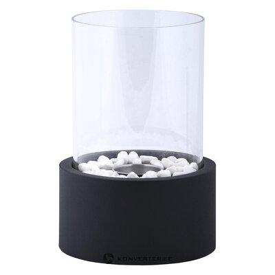 Биоэтанол настольный камин damin (дизайн esschert) (здоровый, образец)