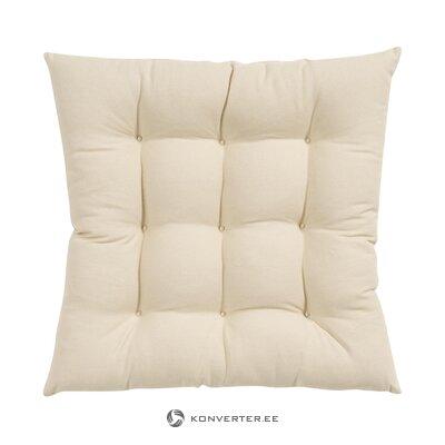Rozā sēdekļa spilvens (atverams)