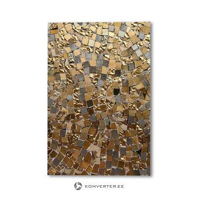 Mosaic seinämaalaus (mikä tahansa kuva)