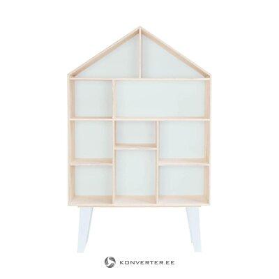 Дом в форме полки (действительно хорошие вещи)