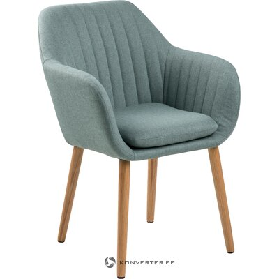 Gray chair emilia (actona) ( hall sample)