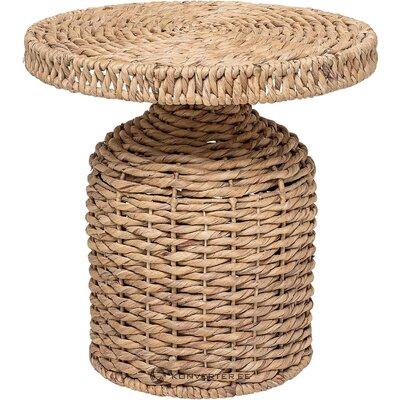 Rattan coffee table camo (bloomingville)
