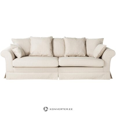 Creamy sofa nobis (ludwig gutman)