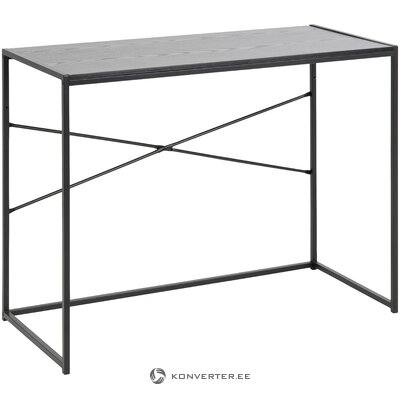 Gray desk seaford (actona)