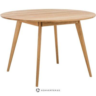 Round dining table yumi (rowico)