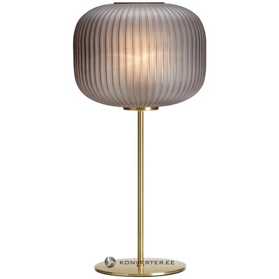 Design table lamp (markslöjd) (with flaws., Hall sample)