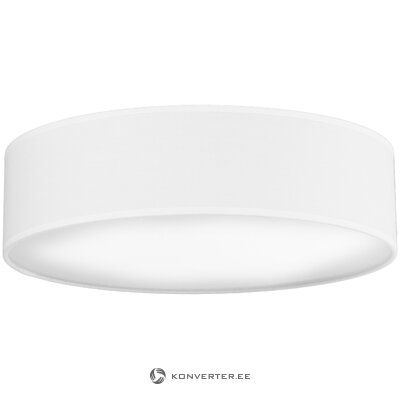 White ceiling lamp mika (sotto luce)
