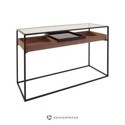 Valriekstu dizaina galds (zago) (viss, paraugs)