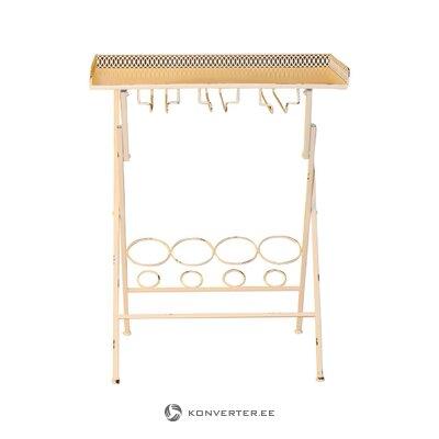 Dizaino konsolinis stalas (slapyvardis) (su defektais. Salės pavyzdys)