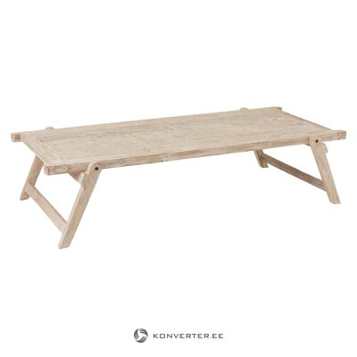 Low design coffee table (jolipa) (whole, in a box)