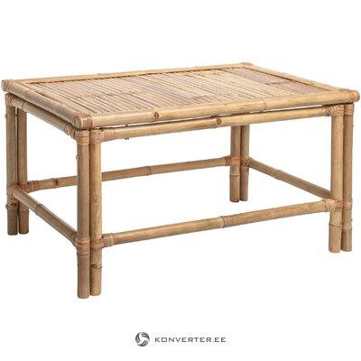 Bamboo coffee table (sole)