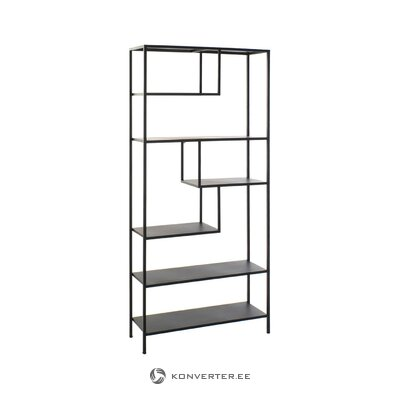 Metal shelf (detall item) (with strong flaws hall sample)